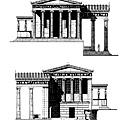 Erechtheum艾瑞克提恩神廟