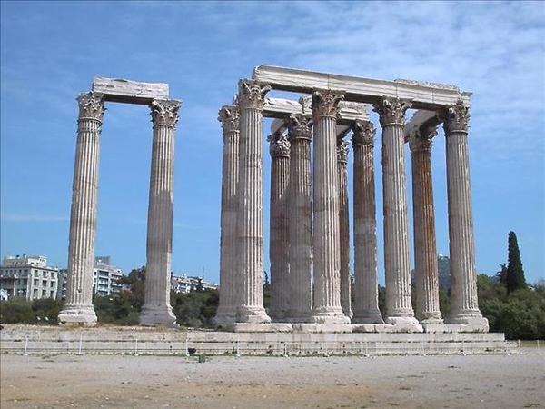 Temple of Zeus宙斯神廟