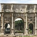 Arch of Constantine 君士坦丁堡拱門