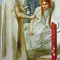 Annunciation受胎告知-1850