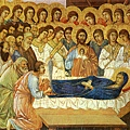 duccio-聖母之死﹝Death of the Virgi