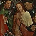Hieronymus Bosch - L'incoronazione di Spine 加戴荊冠﹝1490-1510﹞局部
