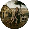 Hieronymus Bosch - Il Figliuol Prodigo 回頭的行者
