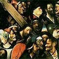 Hieronymus Bosch - Portamento di Croce(1915)
