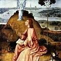 Hieronymus Bosch - 聖約翰在帕特摩斯
