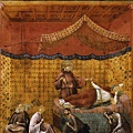 giotto-Dream of St Gregory