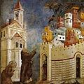 giotto-Exorcism of the Demons