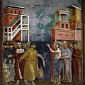 giotto-Renuciation of wordly g