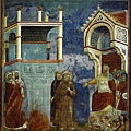 giotto-St Francis before the S