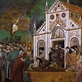 giotto-St Francis mourned by S