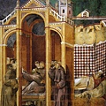 giotto-The Apparition to Bisho