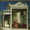 giotto-joachim向聖安妮宣告受胎﹝Annunci
