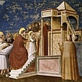 giotto-virgin-引見聖母﹝The Present