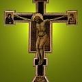 十字架﹝Crucifix﹞蛋彩