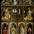 vaneyck-根特祭壇畫﹝The Ghent Altarp