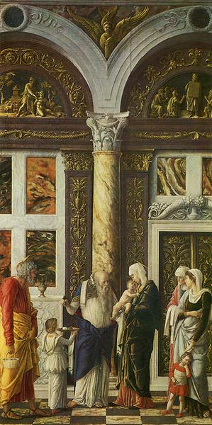 mantegna-割禮﹝Circumcision﹞