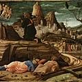 mantegna-園中祈禱﹝Agony in the Gar