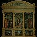 mantegna-聖傑諾教堂祭壇畫﹝San Zeno Alt