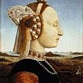 francesca-烏比諾公爵夫人畫像﹝The Duches