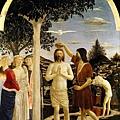francesca-基督受洗﹝Baptism of Chri