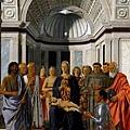 francesca-聖母子與諸聖人 1472x