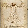 davinci-Vitruvian Man-1492
