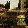 davinci-聖告圖﹝The Annunciation﹞1