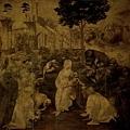 davinci-賢士來朝﹝Adoration of the