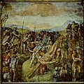 michelangelo-聖彼得受釘刑﹝The Crucif