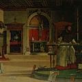 carpaccio聖奧古斯丁的視野