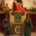 giorgione-卡斯第佛朗哥聖母像