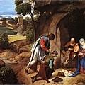 giorgione-牧羊人的朝拜