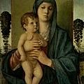 bellini-小樹與聖母像﹝Madonna degli A