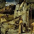 bellini-狂喜中的聖法蘭西斯﹝St. Francis