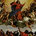 tiziano-聖母升天圖﹝Assumption of th