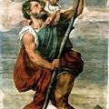 tiziano-聖克里斯多夫﹝Saint Christoph