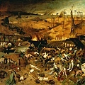 bruegel-死神的勝利﹝The Triumph of D
