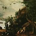 bruegel-聖安東尼的誘惑
