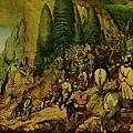 bruegel-聖保羅之皈依﹝Conversion of S