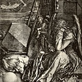 durer - 憂鬱﹝Melencolia I﹞