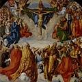 三聖一體的朝拜﹝Adoration of the Trini