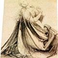 grunewald-《天使傳報》中的處女1512x