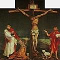 grunewald-耶穌釘刑圖﹝The Crucifixio