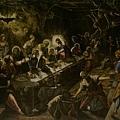 tintoretto-最後的晚餐﹝The Last Supp