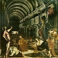 tintoretto-聖人遺體的發現