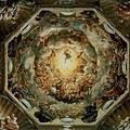 correggio-聖母升天圖﹝Assumption of