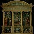 mantegna-聖傑諾教堂祭壇畫﹝San Zeno Altarpiece﹞