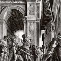 mantegna-聖詹姆斯前赴刑場途中1455