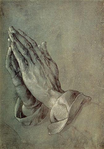durer-祈禱的雙手﹝Praying Hands﹞