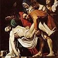 caravaggio-埋葬基督﹝The Entombment﹞